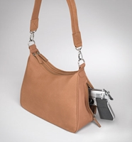 Gun Toten Mamas Concealed Carry Basic Hobo Handbag