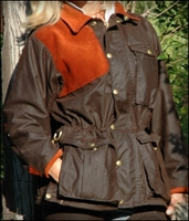 Huntsmith Collection Hunter Jacket Guide Jacket,oil cloth, oil cloth jacket,jacket, best jacket, high quality jacket, hunting jacket, upland, upland hunting, upland jacket, upland hunting jacket, huntsmith collection, huntsmith, huntsmith Guide Jacket, huntsmith collection jacket