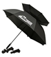 Rugged Gear Wind Resistant Umbrella With Holder & Extension - RG10827-BHE
