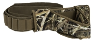 Quick-Shot Synthetic Shotgun Holster -- Camo shotgun holster, shotgun caddy, shotgun rest, rifle holster, Mossy Oak