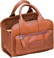 Wild Hare Leather Four Box Carrier